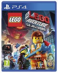 PS4 LEGO : La Grande Aventure - Le jeu FR/ANG