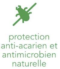 Sleeping Couette synthétique Hollofil Nature Protect-Détail de l'article
