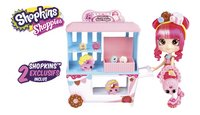 Shopkins set de jeu Shoppies Donatina's Donut Delights-commercieel beeld