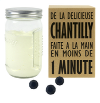 Cookut Appareil à chantilly Creazy 70 cl-Détail de l'article