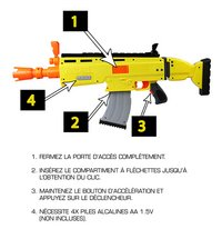 Nerf fusil Fortnite AR-L-Détail de l'article