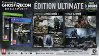 PS4 Tom Clancy's Ghost Recon Breakpoint Ultimate Edition FR/ANG-Détail de l'article