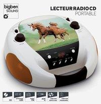 bigben radio/lecteur CD portable CD52 Chevaux 2-Détail de l'article