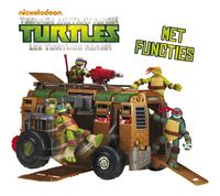 Giochi Preziosi Teenage Mutant Ninja Turtles Legertruck