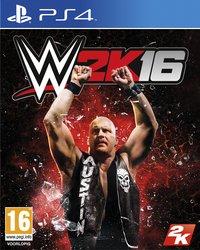 PS4 WWE 2K16 ENG/FR-Vooraanzicht