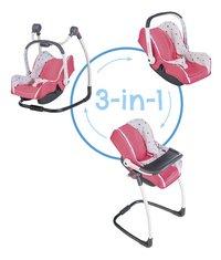Smoby 3-in-1 kinderstoel Maxi-Cosi roze-commercieel beeld