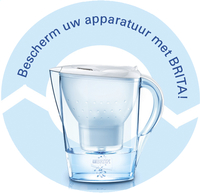 BRITA waterfilter Navelia Cool wit 2,3 l-Artikeldetail