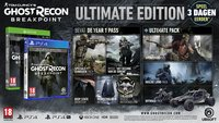 PS4 Tom Clancy's Ghost Recon Breakpoint Ultimate Edition ENG/FR-Artikeldetail
