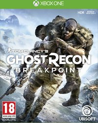 Xbox One Tom Clancy's Ghost Recon Breakpoint ENG/FR-Vooraanzicht
