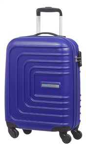 American Tourister Harde reistrolley Sunset Square Spinner nautical blue 55 cm