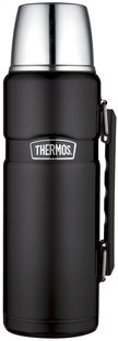 Thermos isoleerkan King 1,2 l zwart