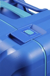 American Tourister Valise rigide Lock'N'Roll Spinner skydiver blue 75 cm-Détail de l'article