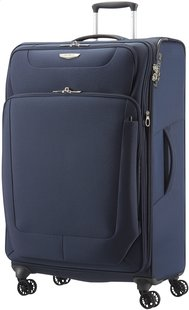 Samsonite Valise souple Spark Spinner dark blue EXP 79 cm