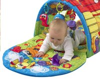 Playgro speeltapijt/tunnel Puppy Playtime Tunnel Gym-Afbeelding 2