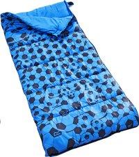 Regatta sac de couchage pour enfants Kids Maui football bleu