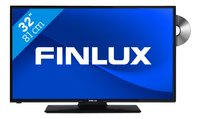 Finlux ledtelevisie met ingebouwde dvd-speler FL3222 32'