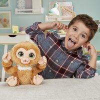 FurReal interactieve knuffel Zandi het zieke aapje-Afbeelding 3