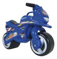 Loopfiets moto Tundra blauw