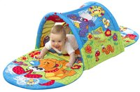 Playgro speeltapijt/tunnel Puppy Playtime Tunnel Gym-Afbeelding 1