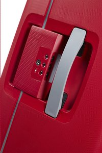 American Tourister Valise rigide Lock'N'Roll Spinner energetic red 69 cm-Détail de l'article