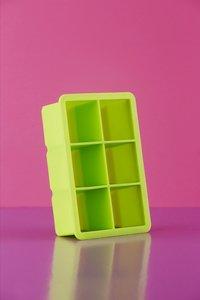 Dotz moule à glaçons Cube vert-Image 1