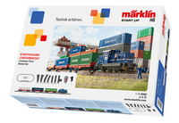 Märklin coffret de démarrage Train-bloc de conteneurs