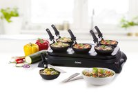 Domo Set gourmet wok et crêpes DO8710W-Image 4