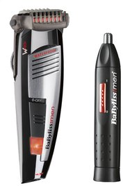 BaByliss for men Tondeuse à barbe E846PE Limited Edition-Avant