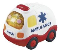 VTech Tut Tut Bolides Clémence SOS Ambulance-Côté gauche