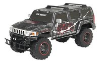Voiture RC jeep Bad Street Hummer gris