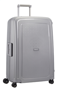 Samsonite Valise rigide S'Cure Spinner silver 75 cm