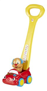 Fisher-Price Laugh & Learn Puppy's Smart Stages Push Car NL