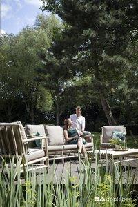 Apple Bee fauteuil de jardin Lounge Rooty-Image 5