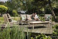 Apple Bee fauteuil de jardin Lounge Rooty-Image 6
