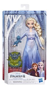 Disney La Reine des Neiges II Elsa, Grand-père et Salamandre-Avant