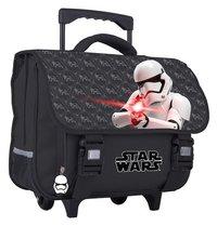 Trolley-boekentas Star Wars Black 40 cm