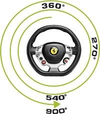 XBOX One Racing Wheel Ferrari 458 Italia Edition-Image 1