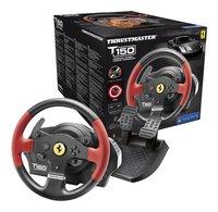 Thrustmaster volant de course avec pédales PS4 T150 Ferrari Wheel force feedback