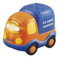 VTech Tut Tut Bolides Simon le Petit Camion FR-Linkerzijde