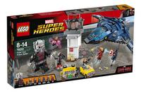 LEGO Super Heroes 76051 La bataille de l'aéroport