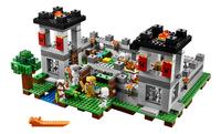 LEGO Minecraft 21127 La forteresse-Avant
