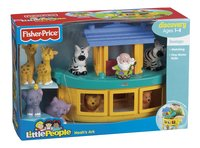 Fisher-Price Little People set de jeu Arche de Noé-Avant