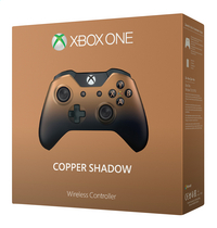 Microsoft draadloze controller XBOX One Copper Shadow