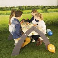AXI table de pique-nique pour enfants Kylo avec parasol-Image 1