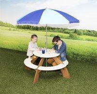 AXI kinderpicknicktafel Orion met parasol-Afbeelding 1