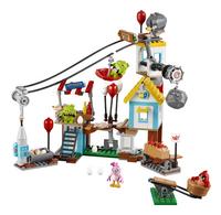 LEGO Angry Birds 75824 La démolition de Cochon Ville-Avant