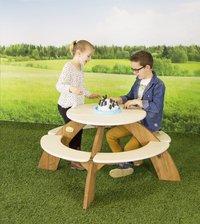 AXI kinderpicknicktafel Orion met parasol-Afbeelding 2