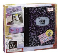 Speelset Project Mc² A.D.I.S.N. Journal FR-Linkerzijde