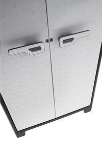 Kis armoire en matière synthétique Titan Multispace H 182 cm-Image 4
