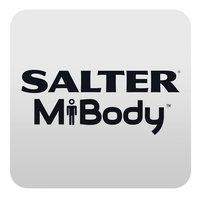 Salter Pèse-personne/impédancemètre MiBody connect  9159 BK3R noir-Détail de l'article